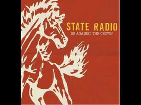 the diner song - state radio