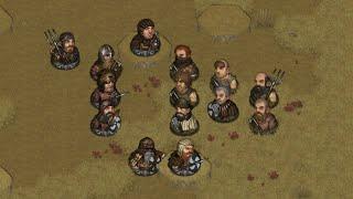 Battle Brothers Northern Raiders #12 - Rabowanie i napady!