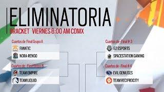 Six Invitational - Cuartos de Final - Spacestation Gaming vs G2 Esports