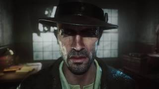 THE SINKING CITY Trailer - New Lovercraft Inspired Horror Game