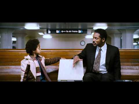 pursuit of happyness touching scene