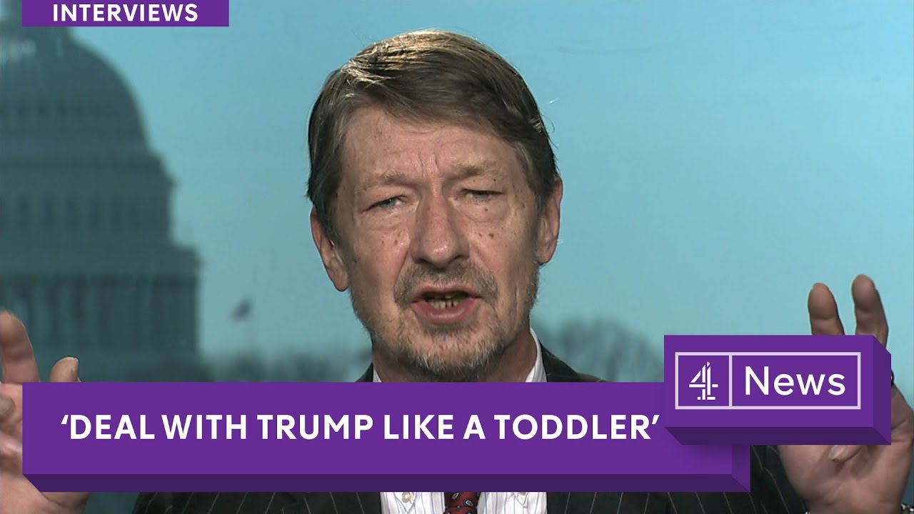 P. J. O'Rourke on Donald Trump: extended interview