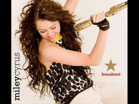 Miley Cyrus Breakout Track 03 The Driveway + Lyrics