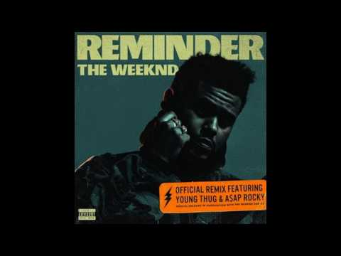 The Weeknd - Reminder (Remix) Feat. Young Thug & A$AP Rocky [INSTRUMENTAL]