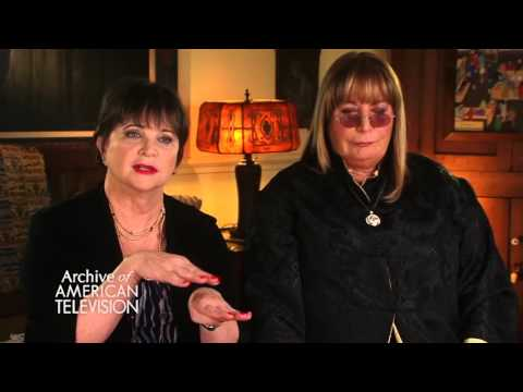 Cindy Williams & Penny Marshall on the first time they met  EMMYTVLEGENDS.ORG