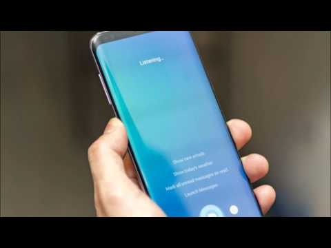 Bixby Voice, a core feature of Samsung