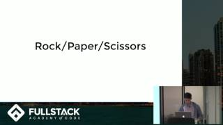 Tech Talk: Poker AI: Libratus and an Introduction to Counterfactual Regret Minimization