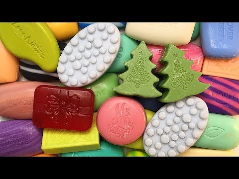 Soap opening HAUL. Unpacking soap. Satisfying video, no talking/ Асмр распаковка мыла #27