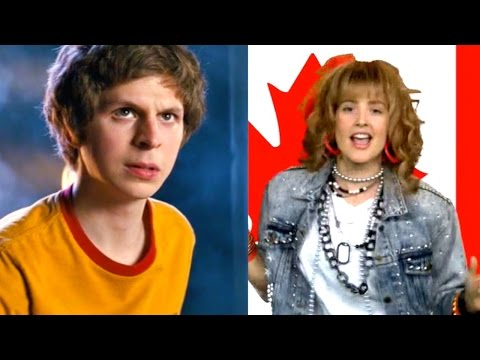 Top 10 Fictional Canadians