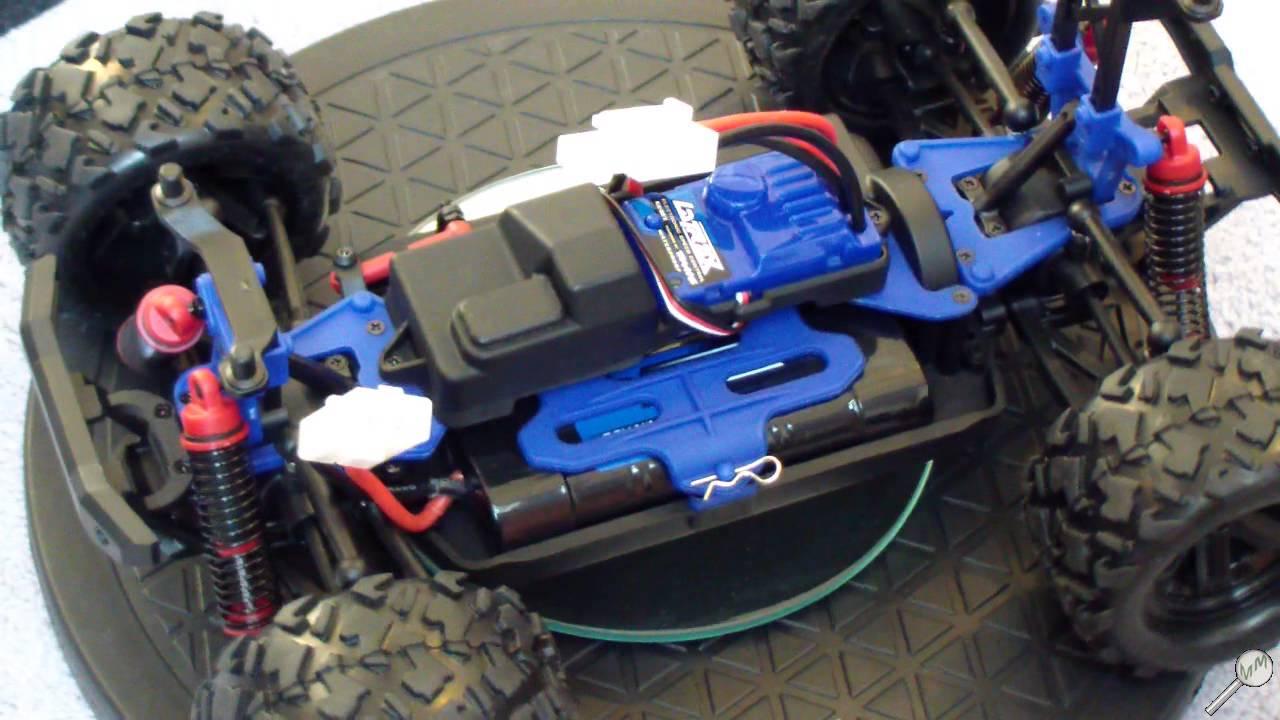 Rc Inside Ze Latrax Teton 1 18 Mise Nu Int Rieur