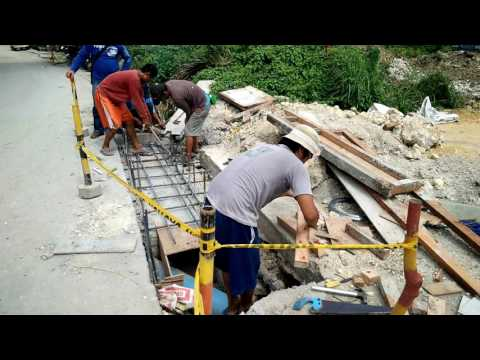 Drainage Project in Tagbilaran City, Bohol
