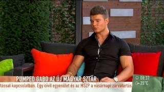 Pumped Gabo rámozdult Czippán Anettre élő adásban - 2015.07.21. - tv2.hu/mokka