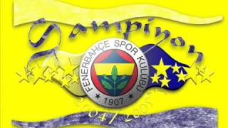 Kıraç   Fenerbahçe 100 yıl şarkısı Video