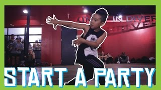 START A PARTY Rae Sremmurd | Aidan Prince | David Moore Choreography