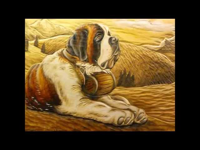 Majestueux Art Féerique montagne, Art bas relief et peinture 26207601
