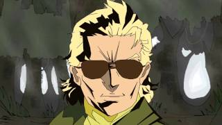 Metal Gear Solid Peace Walker Animation : Heiwa to Wahei no Blues -  Survival Viewer