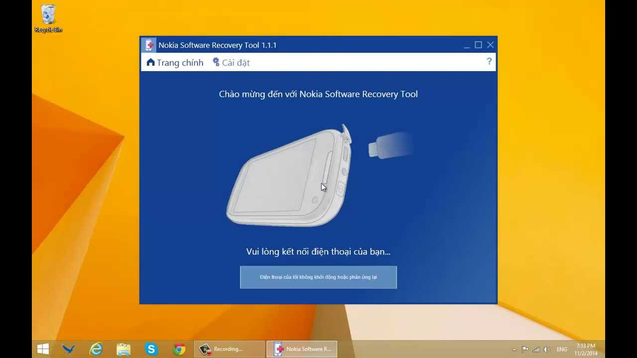 nokia software recovery tool 6.0.5