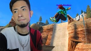 Skate 3 Xbox One: WOULD YOU RATHER | Skate 3 Cool Tricks | X7 Albert