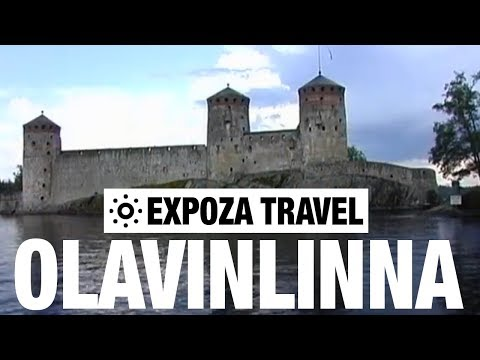 Olavinlinna (Finland) Vacation Travel Video Guide
