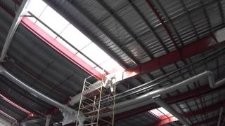 Огнезащита металлоконструкций с использованием огнезащитных красок на органической основе №5(, 2016-01-11T20:29:04.000Z)