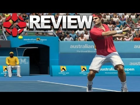 IGN Reviews - Grand Slam Tennis 2 - Game Review