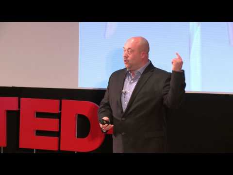 How wind energy saved my life | Derek Grassman | TEDxSyracuseUniversity