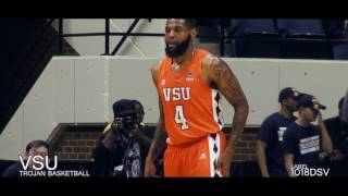 VSU BASKETBALL HIGHLIGHTS vs VUU (2017 FREEDOM CLASSIC)