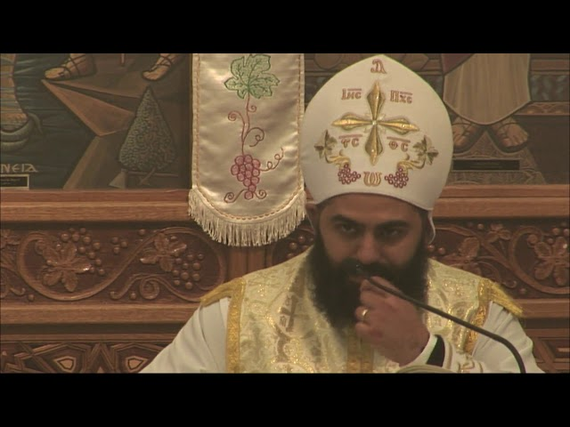 Resurrection  (Arabic Sermon)  Fr. Antonious Sadek