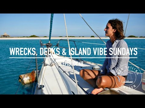 Wrecks, Decks & Island Vibe Sundays - Ep. 69 RAN Sailing