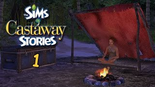 The Sims Castaway Stories | 1 | Almost Paradise