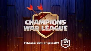 Clash of Clans CWL Tournament Final
