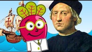 DESCUBRIMIENTO DE AMERICA para Niños Cristobal Colon 1492
