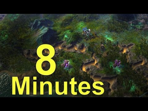 Sid Meier's Civilization: Beyond Earth - 8 Min Gameplay Walkthrough |