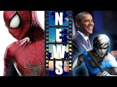 SpiderMan Cinematic Universe, Batman Superman 2015, Obama & Hollywood  Beyond The Trailer