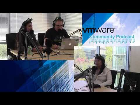 Mware Kubernetes Engine( VKE ) with Boskey Savla : VMware Community Podcast  #456