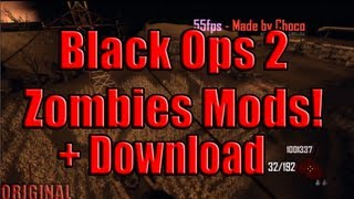 [PS3] Black Ops 2 Zombies Mods + Download!