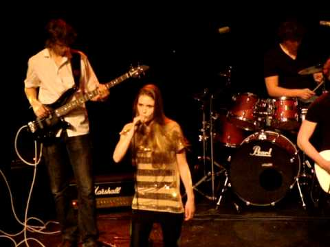 IsalaMusica2012 - Janine, Stan, Axel en Roel - The man who can't be moved