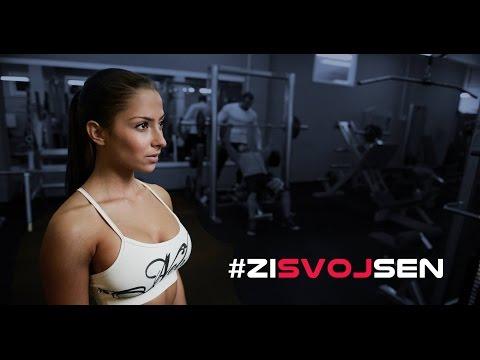 #zisvojsen – fitness motivation 2015_feat. T.Trajteľová, M.Obořil, J.Tkadlčík