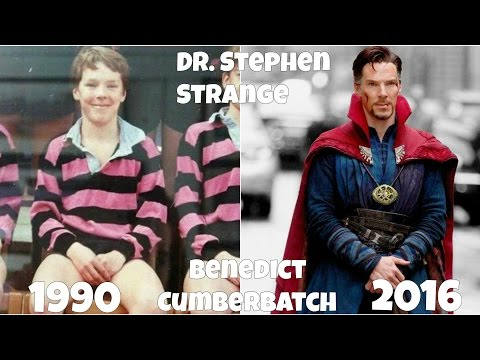 Doctor Strange Actors Before and After They Were Famous, Then and Now