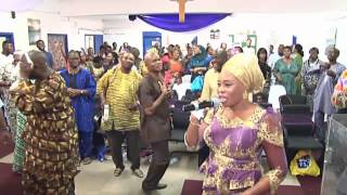 TOPE ALABI in CAC Agbala Itura East London United Kingdom