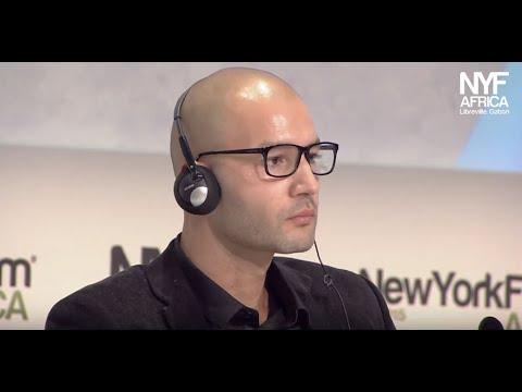 New York Forum Africa 2015 - Samir Abdelkrim about Reverse Innovation in Africa - StartupBRICS.com