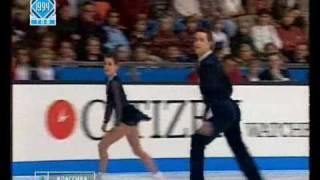 Гордеева-Гриньков. Чемпионат Европы 1994.