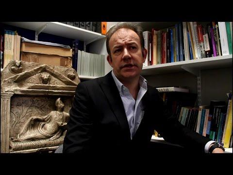 Meet The Archaeologist: Ian Haynes