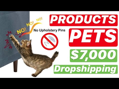 HOT Dropshipping PRODUCTS RIGHT NOW ($7,000 Sales Per MONTH With Shopify)  Aliexpress LINKS 👇 thumbnail