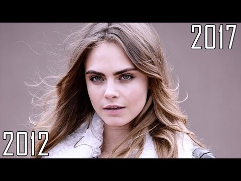 Cara Delevingne  20122017 all movies list from 2012! How much has changed? Before and Now!