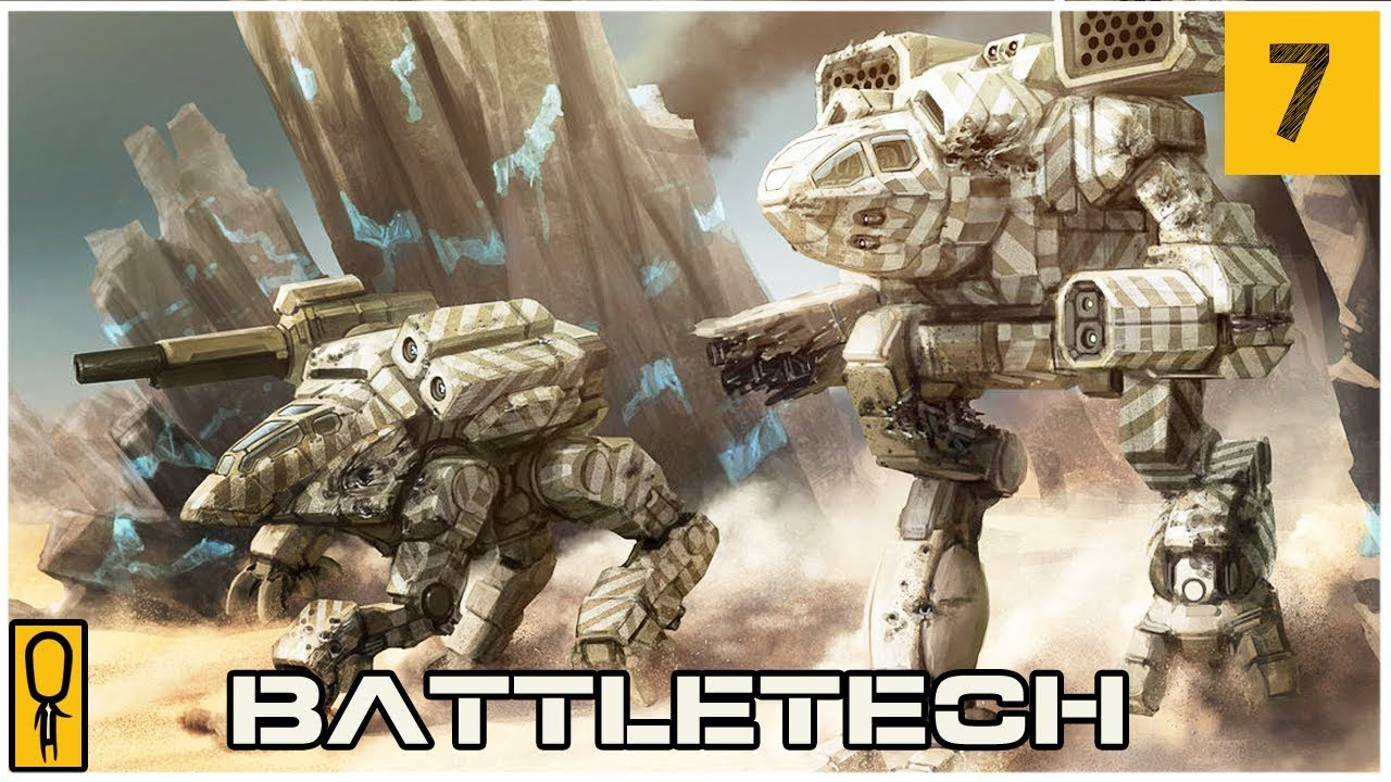 CAPTURE THE ARGO (MAIN MISSION) - Part 7 - Let's Play BattleTech Gameplay  Walkthrough Pre-Release