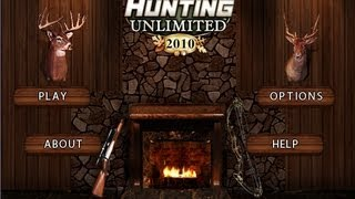 Hunting Unlimited 2010 Gameplay HD