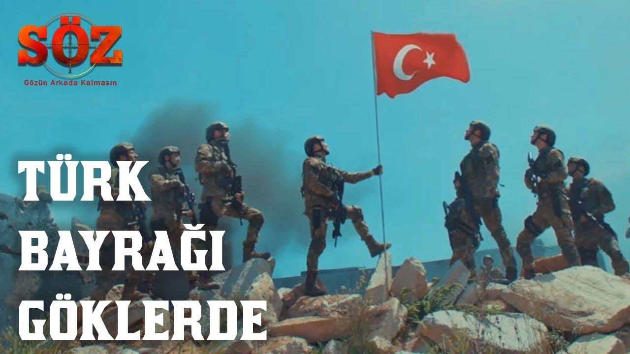 Yavuz Türk Bayrağını Dikiyor! - Söz | 84. Bölüm Final