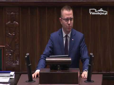 Krzysztof Kubów  – wystąpienie z 22 listopada 2017 r.