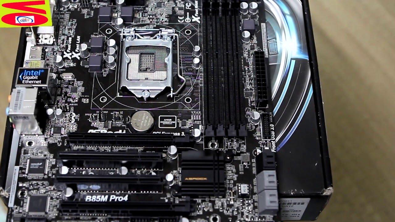 ASRock B85M Pro4 Intel Graphics Driver for Mac